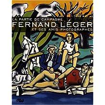 Fernand Léger et ses amis photographes : La partie de campagne