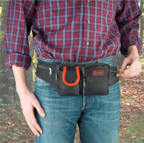 Connex COX952096 Werkzeug- und Universalgürteltasche, 2 Taschen - 2