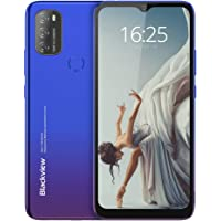 Blackview Offiziell A70 Android 11 Smartphone ohne Vertrag, 6.517 Zoll HD mit 5380mAh Batterie, 3GB RAM+32GB Speicher…