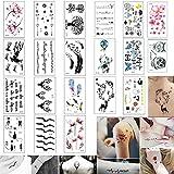 Tattoo Aufkleber Temporäre Körperkunst Entfernbare Tattoo Aufkleber Sticker by Vanyda