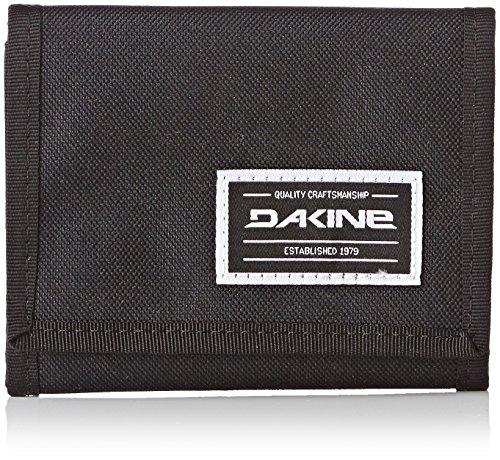 Dakine Herren Geldbeutel Diplomat Wallet, Black, 12 x 11 x 2 cm, 0.12 Liter, 10000435