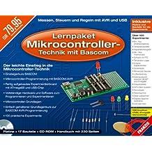 Lernpaket Mikrocontroller-Technik mit Bascom