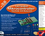 Produkt-Bild: Lernpaket Mikrocontroller-Technik mit Bascom