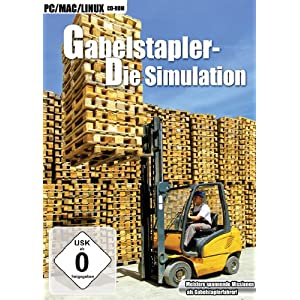 Gabelstapler – Die Simulation – [PC/Mac]