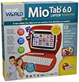 Lisciani Giochi 55647 - Mio Tab Laptop Evolution HD 16 GB
