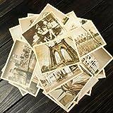 Tutoy 32 Travel Postal Vintage Paisaje Película Poster Art-B