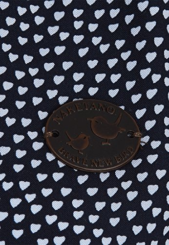 Naketano Female Shortsleeve Excuse My French III Hearts XIII