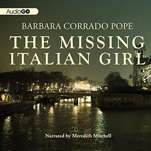 The Missing Italian Girl  Audiolibri