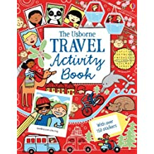 Travel Activity Book by Rebecca Gilpin (2014-04-01)
