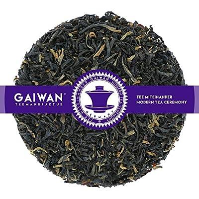"""N° 1202: Thé noir """"Assam Bukhial SFTGFOP"""" - feuilles de thé - GAIWAN® GERMANY - thé noir de l'Inde"""
