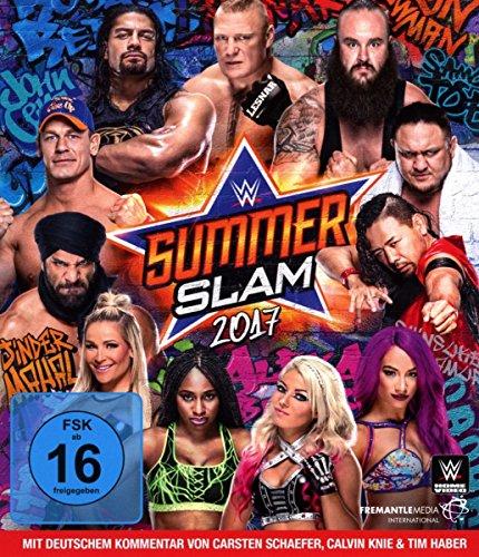 WWE – SUMMERSLAM 2017 [Blu-ray]