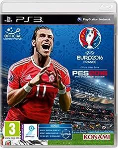 uefa euro 2016 playstation 3 jeux vid o. Black Bedroom Furniture Sets. Home Design Ideas