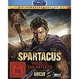 Spartacus: War of the Damned - Die komplette Season 3 - Uncut