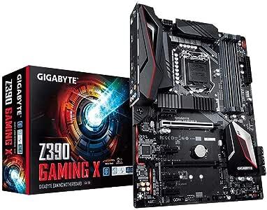 Gigabyte Z390 GAMING X Carte mère Intel Socket LGA1151