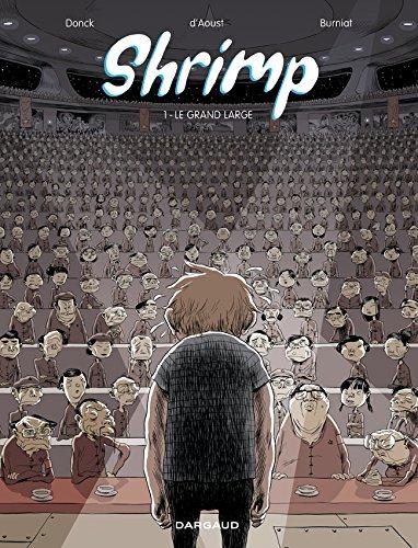 Shrimp - tome 1 - Le grand Large (1)