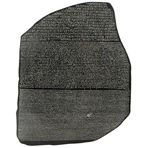 Culture Spot Rosetta Stone Murale Relief