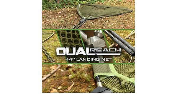"Gardner Tackle ultra light Double portée 44/"" ou 50/"" Pêche à La Carpe Landing Net Set"
