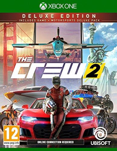 The Crew 2 - Deluxe Edition (Xbox One)