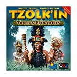 """Tzolk'in The Mayan Calendar: Tribes and Prophecies"" Gioco da tavolo [lingua inglese]"