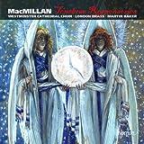 Macmillan: Tenebrae Responsories [Martin Baker, Westminster Cathedral Choir, London Brass] [Hyperion: CDA67970]