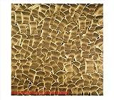 Kalekim IS7ANBUL Reflektierende Effektfarbe 7055 Gold 1 kg