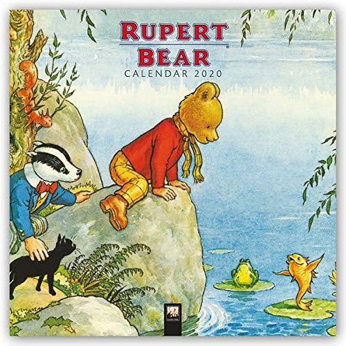 Rupert Bear – Rupert Bär 2020: Original Flame Tree Publishing-Kalender [Kalender] (Wall-Kalender)
