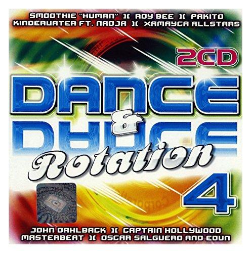 Smoothie / Roy Bee / Pakito: RĂlĹźni Wykonawcy: Dance & Dance Rotation Vol. 4 [2CD] (Smoothie Daniel)
