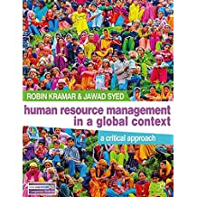 Human Resource Management in a Global Context: A Critical Approach
