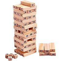 Nijek Store Building Construction Blocks Set for Kids Boys Girls Assembly Game Little Engineer Educational Toy (51 Pcs…