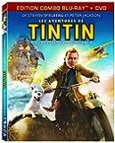 Les Aventures de Tintin : Le secret de la Licorne [Combo Blu-ray + DVD]