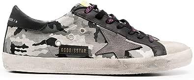 Golden Goose Luxury Fashion Uomo GMF00101F00036080323 Grigio Cotone Sneakers   Autunno-Inverno 20