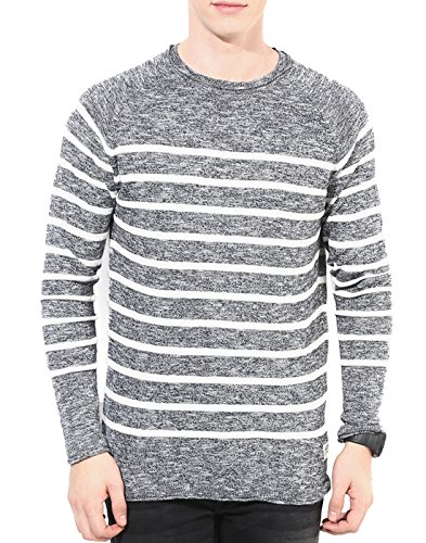 Jack & Jones Men Casual Sweaters (5712834659563 Navy Blazer X-Large )  available at amazon for Rs.1198