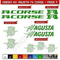 Adesivi stickers MV AGUSTA F4 Corse kit