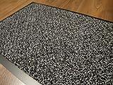 Quarz Blau Dekowe 60 x 40 cm Fußmatten/Sauberlauf Abtreter