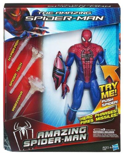 Marvel Spiderman - Figura Electronica 25 Cm Spiderman (Hasbro) 37205148 2