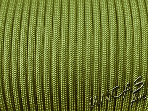 Original bracelet en paracorde 550 tYPE 3–30 m corde couleur : vert)