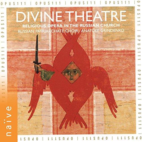 Opéra religieux dans l'église russe