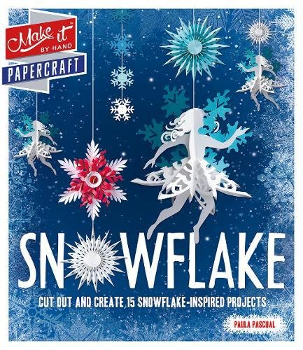 Make It: Snowflake (Snowflake Origami)