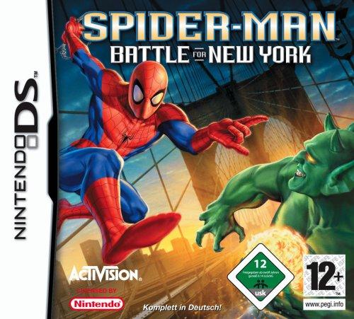 Spider-Man - Battle for New York (Spiderman Ds-spiele)