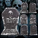 Jspoir Melodiz 1pc Halloween idées de décoration Tombstones Halloween Prop 38 *...