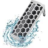 Seracle Siliconen Hoesje voor Sonos Roam Bluetooth Speaker waterdichte (Grijs)
