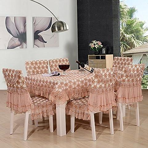 giardino tessuto copertura/Copertine per retro tappezzeria sedie