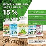 L-Arginin + Maca Intenso 240 Kapseln, 5800mg Tagesdosierung, Hochdosierte Formel für den aktiven Mann und Frau, 60 Tage Anwendung, 100% Vegan, Vit4ever - 7