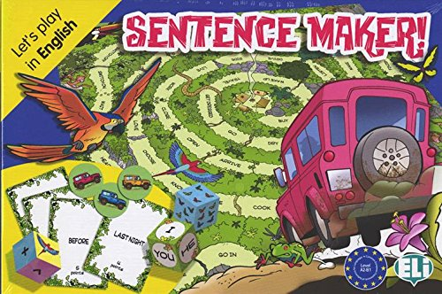 ELI Language Games: Sentence Maker par Paul Davenport