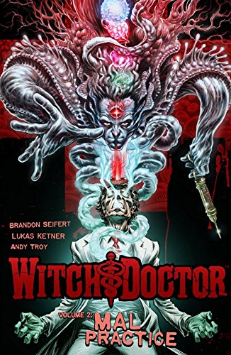 Witch Doctor Vol. 2: Mal Practice (English Edition)