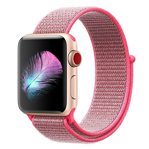 HILIMNY Para Correa Apple Watch 38MM, Suave