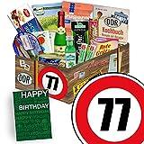 Geschenkset Spezialitäten | DDR Produkte L | Zahl 77 | Geschenk Set Papa