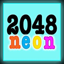 Neon 2048 Match The Number