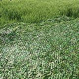 YZJL Gartenmöbel Decken Camouflage Sonnenschutznetz Camping Schießen Jagd Tarnnetz Tarnnetz Woodland Military Camp Sonnenschutznetz Tarnnetz (Size : 8x10m)