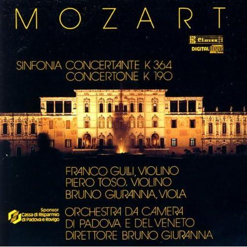 Sinfonia Concertante in E-Flat Major, K. 364: III. Presto